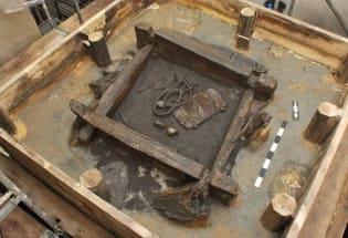 其实,古代的欧洲也有榫卯技术