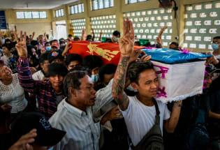 美国制裁缅甸军方控制的两家公司