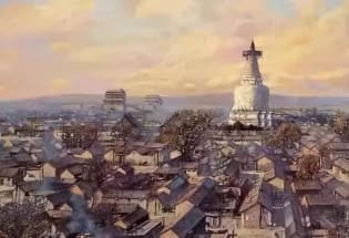 北京城没有毁于战争,没有毁于革命,而是毁于… …