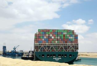 苏伊士运河堵塞事件:过度全球化敲响的警钟?