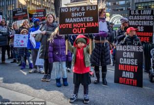英国家长是欧洲最坚决的疫苗反对者之一