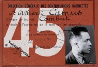 加缪1946美国演讲:人类的危机