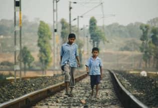 中国人群嘲的印度火车,一点都不沙雕
