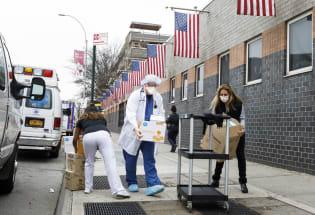 美国医疗物资紧缺,中国精英阶层伸出援手