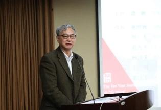 """葛兆光:我不认可大陆所谓""""新儒家"""",特别对那些荒唐的政治诉求,尤其不感兴趣"""