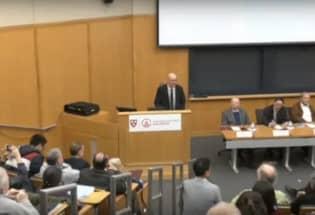 哈佛会议实录   新冠肺炎的全球影响,听听世界顶级学者怎么看