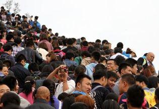 假日表情:被制造的中国生活方式
