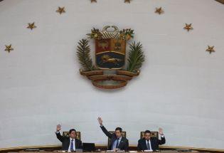 国民议会议长瓜伊多担任委内瑞拉临时总统始末