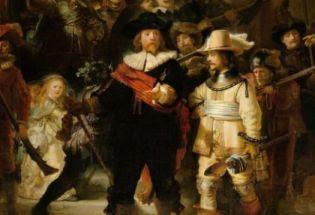 荷兰画家的艺术:为什么伦勃朗的《夜巡》如此神秘难解