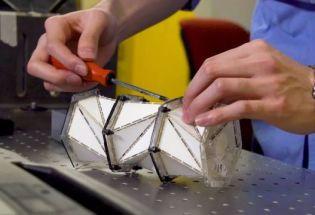 太空探索与日本折纸艺术:帮助飞船和火箭实现软着陆