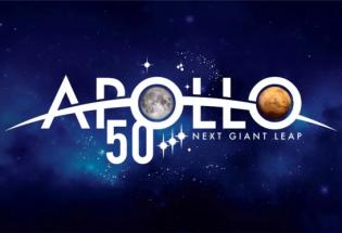 庆祝登月50周年