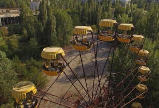 切尔诺贝利核灾给大自然带来的意想不到好处