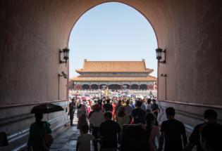 中国复兴传统文化,故宫恢复往日辉煌