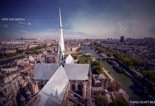 """巴黎圣母院""""重建竞赛"""":一场中国媒体自娱自乐的狂欢"""