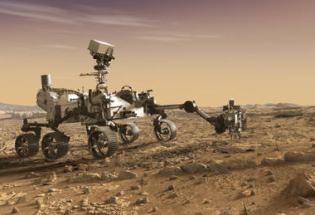 """抢拿火星2020的""""登机牌"""""""