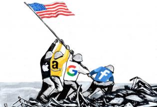渲染中国威胁,硅谷就是真的爱国吗?