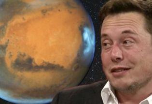 马斯克想对火星上扔核弹