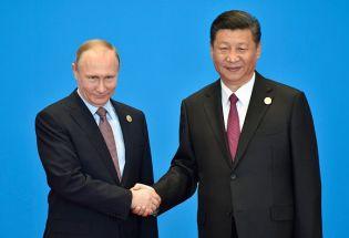 如何发展良性互动的中俄关系?
