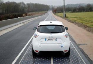 「法国」世界上首条太阳能公路惨淡收场
