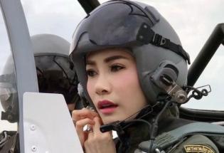 泰国罕见公布国王贵妃照片 宫廷网站被挤爆