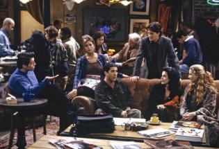 25年了,为什么我们还是爱看《老友记》?
