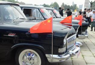 中国汽车风云70年