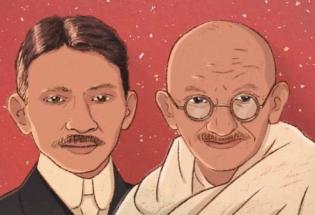 印度国父圣雄甘地:从反叛少年到独立领袖