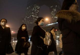 中国研究称空气污染与流产风险显著相关