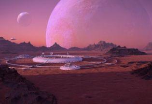 诺贝尔获奖者:人类永远都不会生活在另一颗行星上