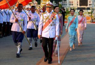 """""""极端邪恶""""、""""严重不道德"""":泰国王室的宫闱密事"""
