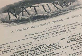 《自然》社论:150岁的《自然》依然前行在寻求真理的路上