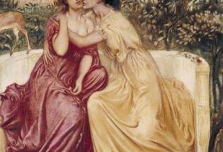 艺术里的性爱:解读那些历史上的代表作