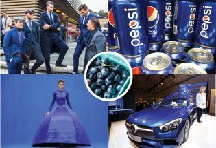 2020年度色彩:抚平焦虑的经典蓝