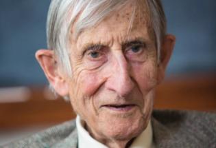 著名物理学家和睿智哲人弗里曼·戴森去世 享年96岁