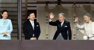 天皇可以退休,但日本人不行