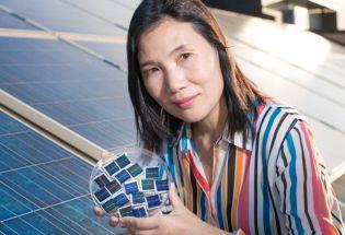 澳大利亚华裔女科学家郝晓静获总理科学奖 表扬绿色能源研究突破