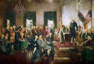 美国制宪会议的开会规则