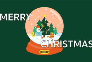 来自《Nature》的2020圣诞金曲