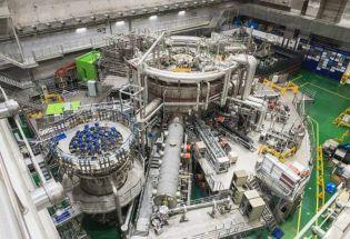 韩国核聚变实验打破世界纪录:控制1亿度高温的等离子体运转20秒