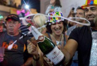 """元旦:等到盛夏8月才庆祝""""新年""""的西班牙小镇"""