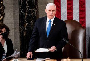 彭斯与特朗普决裂:无用的忠诚和迟到的反抗