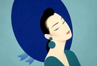 古典美的历久弥新——鹤田一郎绘画