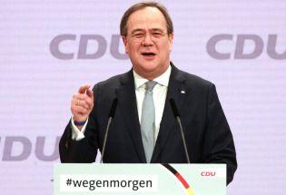 拉舍特当选德国基民盟主席