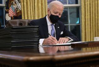 拜登宣布美国将重返《巴黎协定》