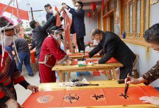 古代如何过春节?十六世纪文人的春节片段
