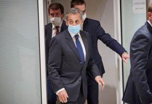 法国前总统萨科齐因腐败被判入狱