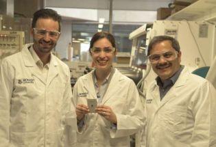 科学家研发出全世界最高效的锂-硫电池