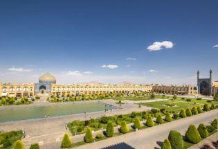 图辑:几千年波斯文明 伊朗历史古迹一窥