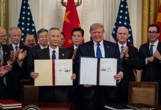 详解中美第一阶段贸易协议内容