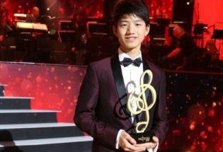 华裔少年崭露头角 钢琴神童走红法国